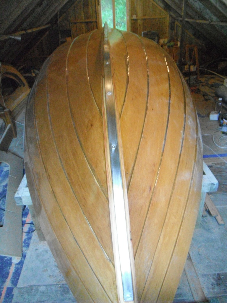 22) KEEL FIXED